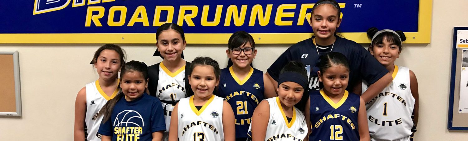 Providing Quality Programs To The Community of Shafter